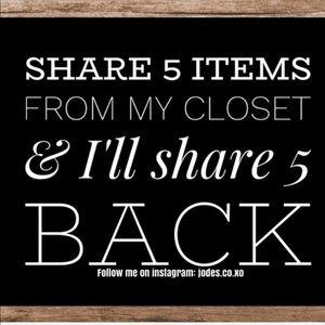 Shoes - Share 4 share